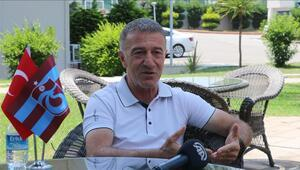 Trabzonspor Başkanı Ahmet Ağaoğlu: TFF içinde farklı bir paralel yapı mı var