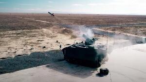 TSKnın yeni nesil tank avcısı bir bir teslim ediliyor