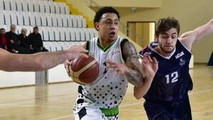 Isiah Umipig, Merkezefendi Belediyesi Denizli Baskette