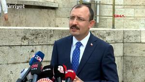 AK Parti Grup Başkanvekili Mehmet Muş, açıklamalarda bulundu