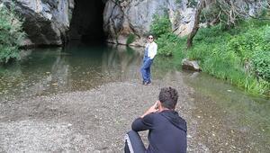 Konyadaki Çamlık mağaraları doğaseverleri hayran bırakıyor