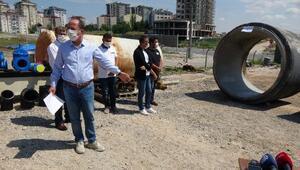 Edirne Belediye Başkanı Gürkan, altyapı için sabır istedi