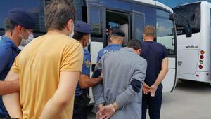Bursa merkezli uyuşturucu çetesi operasyonunda 11 tutuklama