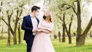 Bulaşma riskini azaltmak için halaysız, danssız jet düğün