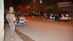 Adanada iki gün üst üste hava destekli narkotik uygulaması