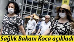 Son dakika haberler: Sokağa çıkma yasağı olacak mı Sağlık Bakanı Fahrettin Kocadan kısıtlama açıklaması