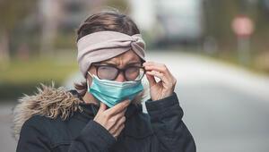 Maske takarken gözlüklerin buharlanması nasıl önlenir