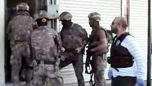 Gaziantepteki torbacı operasyonuna 10 tutuklama