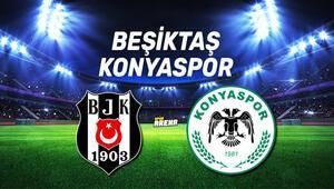 Beşiktaş Konyaspor maçı ne zaman, saat kaçta