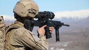 Siirtte, PKK operasyonunda silah ve mühimmat ele geçti