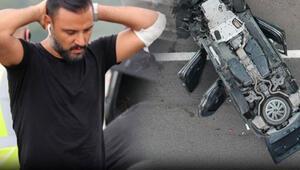 Alişan  Aracın aksı kırıldı demişti...Kazanın nedeni ne