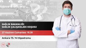 Sağlık Bakanlığı Sağlık Çalışanları Koşusu, 27 Haziranda