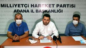 MHPden Adana Büyükşehir Belediyesine tepki: İşçinin ekmeğine dokunmayın