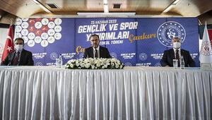 Gençlik ve Spor Bakanlığından yeni yatırım: Çankırıya 32 milyon TLlik tesis