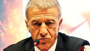Son Dakika | Trabzonspor Başkanı Ahmet Ağaoğlundan hakem kararları yorumu: Şampiyonluğu belirliyor