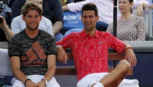 Novak Djokovic başlattı, NBAe sıçradı Koronavirüs...