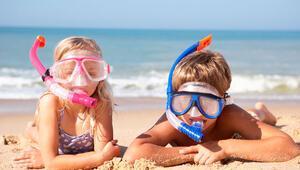 Çocuklu aileler tatile giderken nelere dikkat etmeli