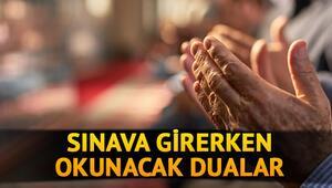 Sınavda okunacak dualar neler YKS öncesi Türkçe ve Arapça dua okunuşu