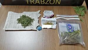 Trabzonda uyuşturucu operasyonunda 7 gözaltı