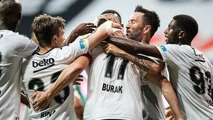 Beşiktaş 3-0 Konyaspor (Maçın özeti ve golleri)