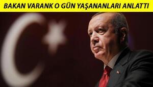 Son dakika haberi: Bu kara lekeyi temizlemek Recep Tayyip Erdoğana nasip oldu