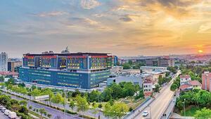 Türkiyenin High-Tech hastanesi