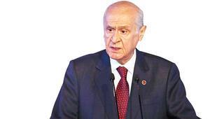 Bahçeli: MHP'nin iki stratejik hedefinden biri Cumhurbaşkanlığı Hükümet Sistemi... Türkiye eskiye dönmeyecek