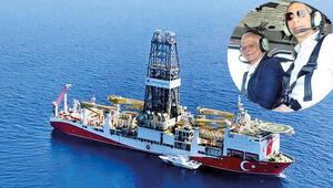 Yavuz gemisine provokasyon