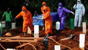 Son dakika haberler: Üç ülkede 2090 ölüm Corona virüs kâbusu büyüyor...