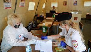 Rusya'da corona virüsü salgınında son durum