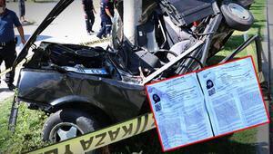 Sınava giden iki kız kardeş ve ailesi kazada yaralandı
