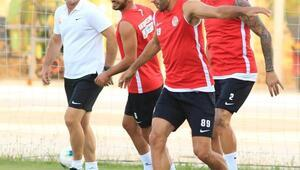 Antalyaspor, Gaziantep deplasmanına hazır