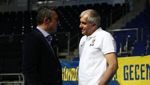 Fenerbahçede Ali Koçtan 6 yıl itirafı ve Obradovic açıklaması