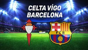 Celta Vigo 2-2 Barcelona (MAÇIN ÖZETİ VE GOLLERİ)