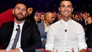 Messi ve Ronaldo aynı takımda forma giyebilir