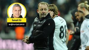 Beşiktaştan son 3 maçta rakiplerine büyük üstünlük