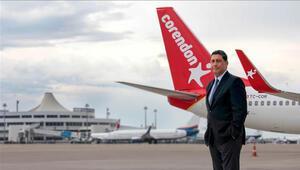 Corendon Havayollarının Antalya uçuşları başladı
