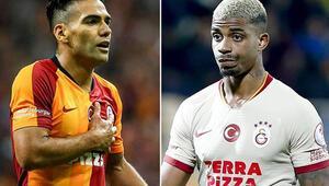 Galatasarayda ayrılık yakın Lemina ve Falcao...