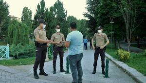 Eskişehir'de koronavirüs denetimleri