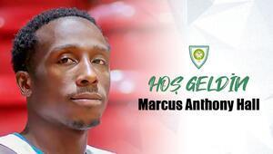 Marcus Anthony Hall, Manisa BBSKda
