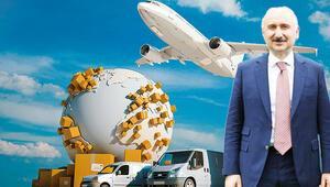 Ulaştırma Bakanı e-ticaret hedeflerini Hürriyet'e anlattı: Üç ülkeye lojistik merkez
