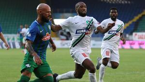 Rizespor 2-2 Denizlispor | Maçın özeti ve golleri