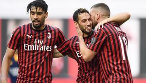 Milan 2-0 Roma | Maç özeti ve goller