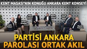 Partisi Ankara parolası ortak akıl