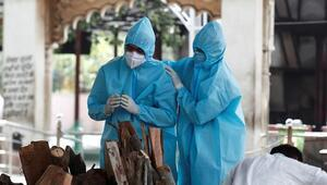 Son 24 saatte Brezilyada 552, Meksikada 267, Hindistanda 380 kişi Covid-19 nedeniyle öldü