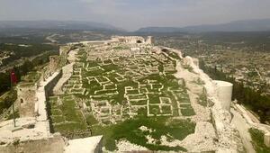 Osmanlı döneminin kale kentinde kazılar yeniden başladı