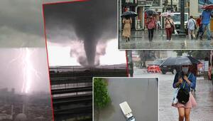 Türkiye gelecek yıllarda hortum ve aşırı sıcaklıklardan etkilenecek