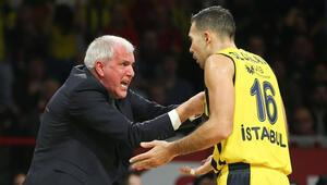 Fenerbahçe Bekoda ayrılacak isimler belli oluyor Obradovicten sonra...