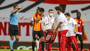 Galatasaray karantinadan çıkamadı 3 aylık ara yaramadı...