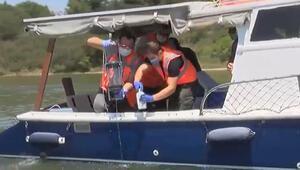 Çevre ve Şehircilik Bakanlığı ekipleri Küçükçekmece Gölünde inceleme yaptı